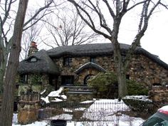 """Walkabout: Putting the """"Art"""" in Arts and Crafts- something out of Hansel and Gretel - """"Gingerbread House"""" in Brooklyn"""