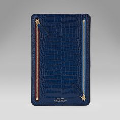 Currency Case - Leather Accessories - Smythson United States (4 pockets)
