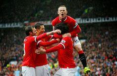 Blog Esportivo do Suíço:  United bate City no clássico de Manchester e segue na 3ª posição