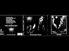 Darkthrone - Transilvanian Hunger (Full Album 1994) 2003 Remastered Digipak