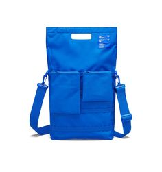 82fc31b2f Unit Portables bags unit 01 yellow white and blue backpack Ipad Holder,  Laptop Case,