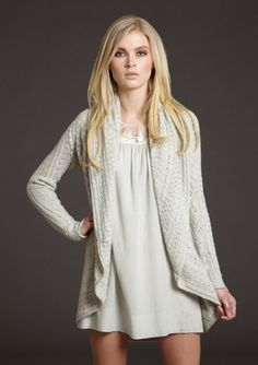 Love Autumn Cashmere sweaters