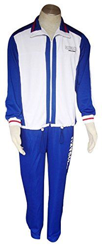 Introducing Decalon The Prince of Tennis Cosplay Costume Ryoma Echizen Coat Pants Outfits. Get Your Ladies Products Here and follow us for more updates!