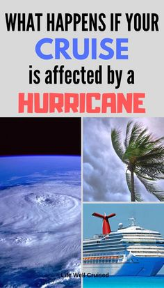Planning a cruise during hurricane season? Here are 5 things you should know about cruising in hurricane season, so you can be prepared and know what to expect. Cruise Packing Tips, Cruise Travel, Cruise Vacation, Cruise Ship Reviews, Best Cruise Ships, Cruise Excursions, Cruise Destinations, Bahamas Cruise, Caribbean Cruise