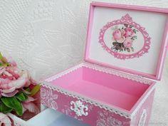 «Нежность роз» Мини-комодик для украшений, рукоделия, винтаж – купить в интернет-магазине на Ярмарке Мастеров с доставкой