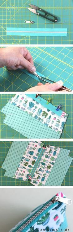 331 besten Taschen nähen Bilder auf Pinterest in 2018 | Bags sewing ...