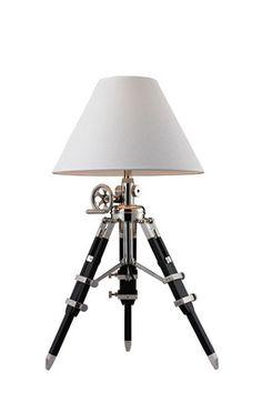 Nautical Table Lamp.