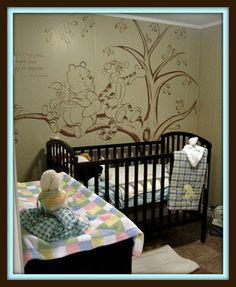 Baby Nursery contemporary kids