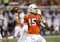 Yippee Kaaya: Miami roars past WVU as QB solves Mountaineers = Quarterbacks who face West Virginia's shape-shifting 3-3-5 defense often feel like they've studied for a Spanish final exam, only to find the test questions are in Mandarin. For the first quarter of…..