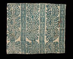 Textile fragment Date: 1700–1899 Culture: Russian Medium: Linen Dimensions: 18 1/2 x 16 in. (47 x 40.6 cm) Classification: Textiles-Printed Credit Line: Brooklyn Museum Costume Collection at The Metropolitan Museum of Art, Gift of the Brooklyn Museum, 2009; Gift of Mrs. Edward S. Harkness in memory of her mother, Elizabeth Greenman Stillman, 1931 Accession Number: 2009.300.2710
