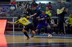 Trotamundos BBC empató frente a Deportivo Tachira Fs.C en el primer duelo #Carabobo #Deportes