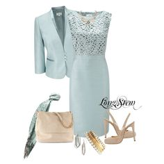 """Seafoam"" by longstem on Polyvore"