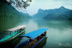 "Ba Be Lakes lie in the middle of a vast limestone mountain range of Ba Be District, in Bac Kan Province, 200km north-west of Ha Noi – dubbed a ""precious jade of Viet Nam"" and one of 500 lakes recognised as worthy of attention. Ba Be Lakes area has a  http://www.flickr.com/photos/may-loc-nuoc/8592423914/in/set-72157633091194683  http://www.flickr.com/photos/may-loc-nuoc/sets/"