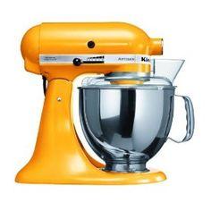cracking : en jaune tournesol, Kitchen Aid mérite son prix xD