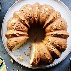 Powdered Sugar Pound Cake | MyRecipes.com