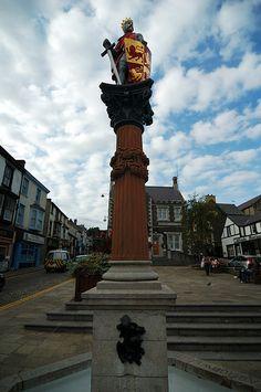Llywelyn Fawr (Llewelyn the Great)  (1173  - 1240)   23rd GGF
