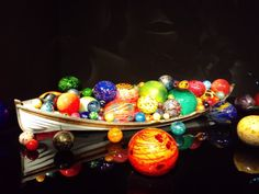 #Chihuly #Glass #Museum