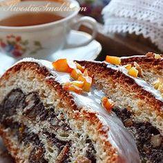Makowiec tradycyjny | Kwestia Smaku Bread, Bakken, Brot, Baking, Breads, Buns