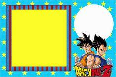 Resultado De Imagen Para Kit Imprimible De Dragon Ball Circulos