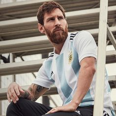 """135.5k Likes, 276 Comments - Team Messi (@teammessi) on Instagram: """"The captain prepares to lead his country. 🇦🇷 @leomessi introduces the @afaseleccion 2018…"""""""