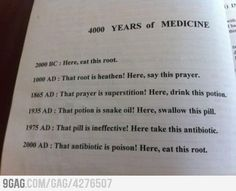 We Has Progress With These Medicines!