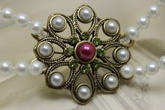 Victorian style kid jewelry - gorgeous!