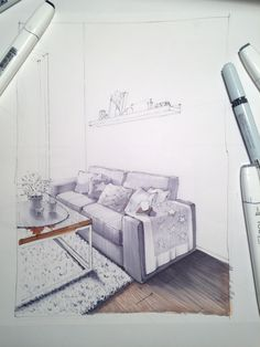 interior 5 on Behance