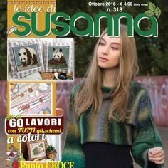 Časopis LE IDEE DI SUSANNA č. 318 na www.finery.cz