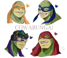 TMNT2016 by mosaic47 on DeviantArt
