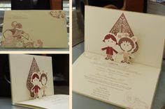 Java wedding invitation by sketsa wedding
