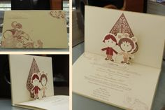 Java wedding invitation by sketsa wedding