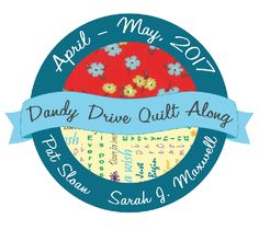 Share Tweet Pin Mail Hello, Friends! Just wanted to let you know that I'll be participating in the Dandy Drive Sew Along, hosted by ...