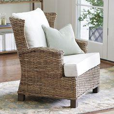 Ballard designs Sloane Wingback Chair