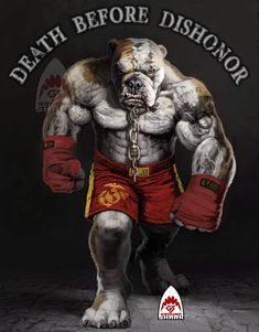 Game Character Design, Character Design Animation, Comic Character, Bulldogge Tattoo, Ps Wallpaper, Art Of Fighting, Creation Art, Dog Logo, Usmc
