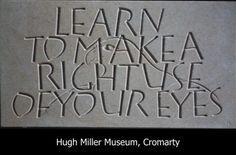 Hugh Miller Museum, Cromarty