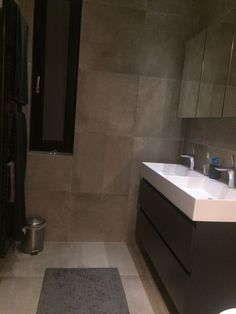 indeling badkamer