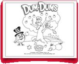 Go #apple picking with the #DumDums Drum Man in this #free #coloring page. Download more seasonal printable activities at DumDumPops.com! Fall Coloring Pages, Free Coloring, Drum, Activities For Kids, Printables, Apple, Wallpaper, Apple Fruit, Children Activities