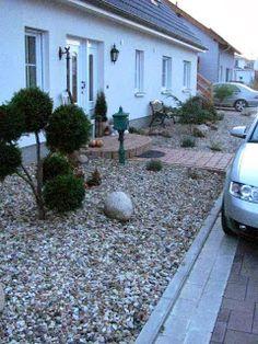 Garten-anders: Vorgartengestaltung