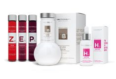 """Functionalab makes personalized nutritional supplements with a beauty twist, which it calls """"nutricosmetics."""" Functionalab products are sold in stylized packaging with two-letter product names resembling the periodic table of elements."""""""