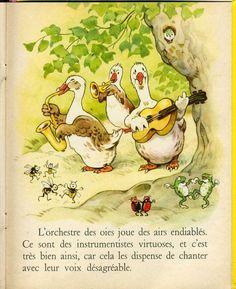 vintage book illustration by Fritz Baumgarten, via http://p7.storage.canalblog.com