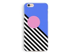 iPhone 6S case, 80s Graphics Case, Geometric Phone case, Memphis art, Phone Case, Hipster iPhone 6s Case, 80s Phone Case, pop art iPhone