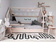 Łóżko DoMeK HouseBed Sosnowe, Różne kolory, barierki 160x80 i 90x200cm Toruń - image 1