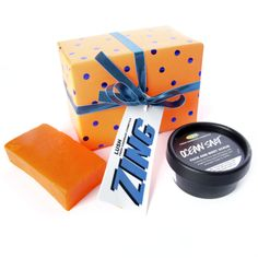 Lush stuff - always a great gift idea