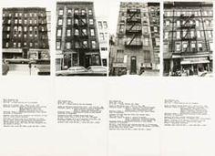 SHAPOLSKY ET AL. MANHATTAN REAL ESTATE HOLDINGS, A REAL-TIME SOCIAL SYSTEM, AS OF MAY 1, 1971 Shapolsky et al., sociedad inmobiliaria de Manhattan, un sistema social en tiempo real, 1 de mayo de 1971 Haacke, Hans —
