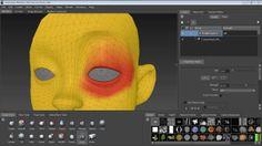 Crear y gestionar expresiones faciales con MudBox y 3DSMAX on Vimeo