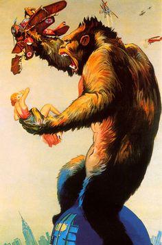 Vintage Kong.