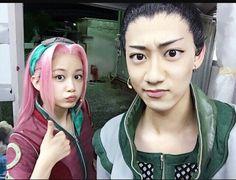 ชิกา ซากุ Shikamaru, Anime Naruto, Naruto Shippuden, Boruto, Epic Cosplay, Naruto Cosplay, Naruto Live Action, Stage Play, Sakura Haruno