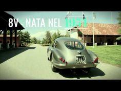 Fiat 8V alla 1000 Miglia. Un viaggio che dura da più di 80 anni.