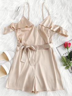 GET $50 NOW | Join Zaful: Get YOUR $50 NOW!https://m.zaful.com/ruffles-belted-cami-satin-romper-p_511015.html?seid=1696860zf511015
