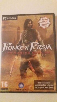 PRINCE OF PERSIA les sables oubliés PC NEUF - Edition Limitée
